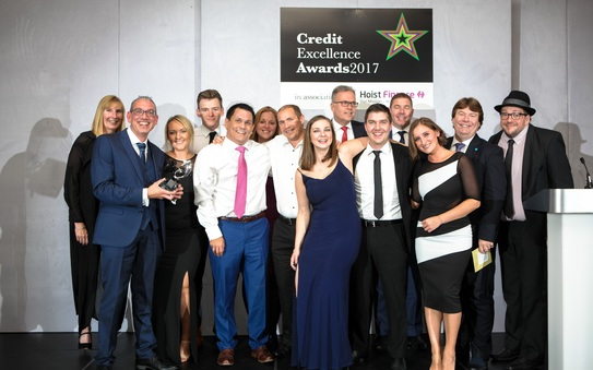 First for Alphabet as Credit Excellence Awards recognise market-leading innovation in Risk, Data and Fraud Prevention