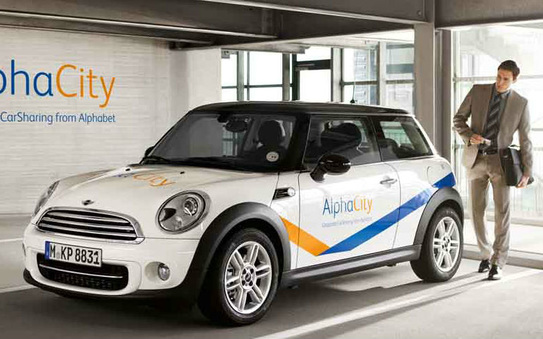 Alphabet drives international expansion of Corporate CarSharing solution AlphaCity