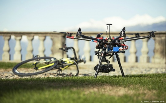 Drones: Good or Bad for Mobility?