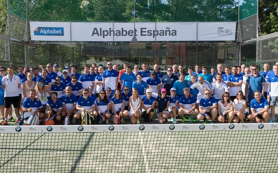 Alphabet en el Torneo BMW Pádel Grand Tour 2017
