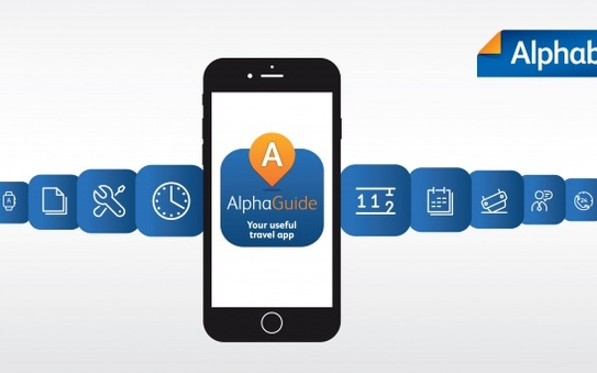 Alphabet today announced the launch of its new mobile app, AlphaGuide