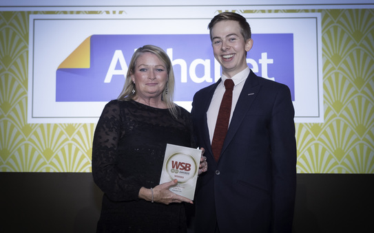 Alphabet crowned 'Best Car Scheme Provider' at 2017 Workplace Savings & Benefits Awards