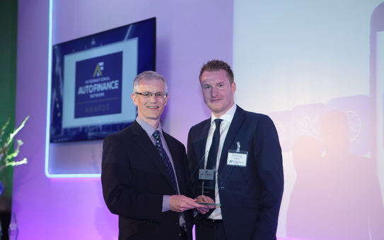 Recognition for Alphabet's Mobility Services at International Auto Finance Network Awards