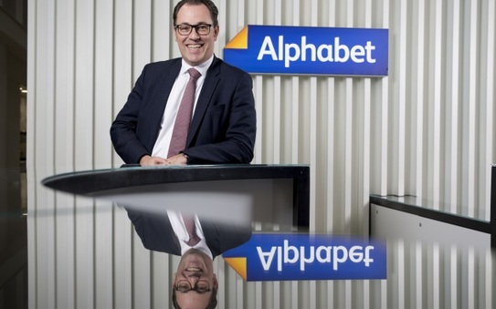 Oswald appointed new Chief Financial Officer for Alphabet