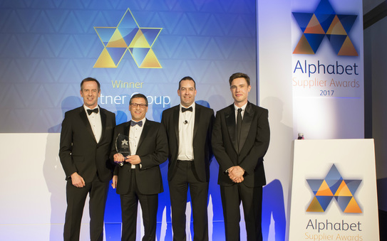 Alphabet Supplier Awards celebrate mobility industry's leading service providers