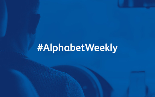 #AlphabetWeekly | Alphabet España