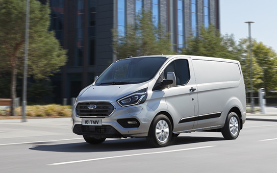 Don't miss these five delivery vans at the Motor Show