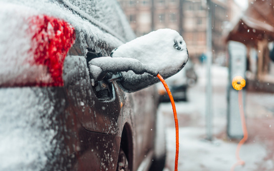 E-Mobility on trial: batteries in winter