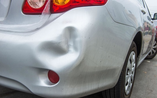 Hit and run…millions of Brits would not admit to denting another car