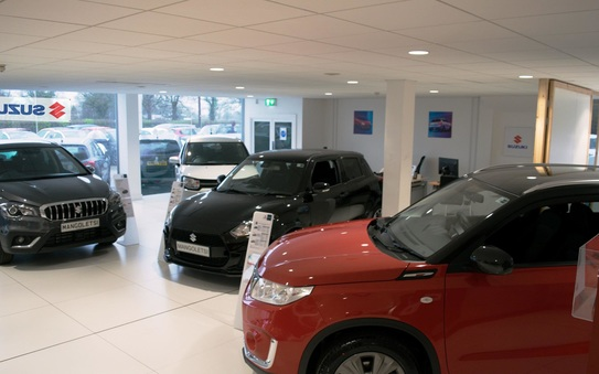Suzuki grows dealer presence in Cheshire with the appointment of Mangoletsi