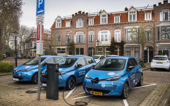 Groupe Renault starts piloting vehicle-to-grid charging in electric vehicles