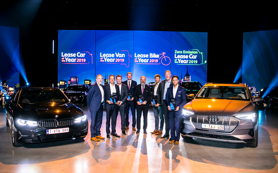 Mobiliteit in de kijker op Lease Car of the Year 2019