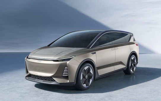 Aiways previews second all-electric vehicle concept at Auto Shanghai