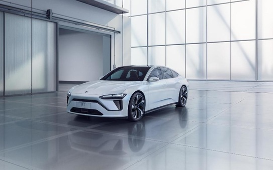 All new ET preview makes debut at Auto Shanghai 2019