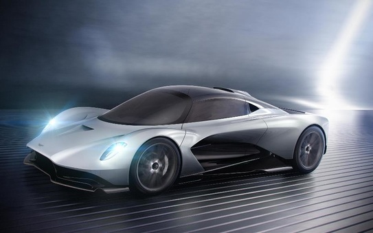 Aston Martin reveals future proof cars at Auto Shanghai