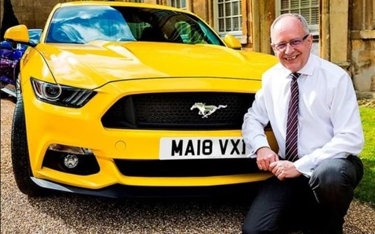 Driving a 'core skill' for business, says Ford boss