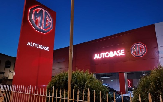 MG Motor UK builds home ground advantage with Autobase
