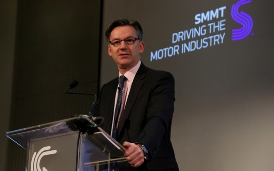UK new car market falls again in May