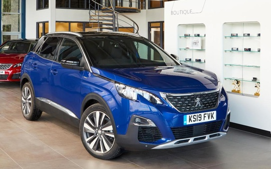 Peugeot 3008 SUV wins Driver Power 'best mid-sized SUV'
