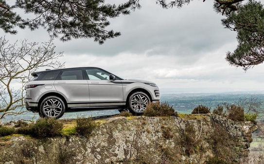 Range Rover Evoque the first luxury SUV to comply to stricter RDE2 tests
