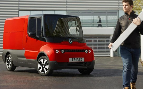 Renault EZ-FLEX: an innovative experiment to understand last-mile deliveries