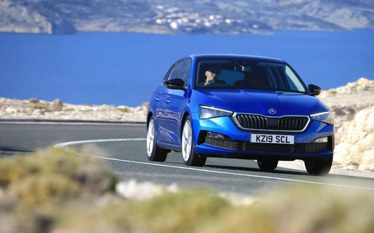 Scala raises standards once more as ŠKODA opens order books