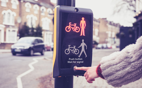 Dealing with vulnerable road users: tips from IAM Roadsmart