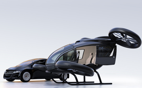 Passenger drone technology and flying cars