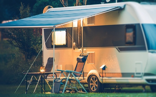 Get caravanning: tips from IAM Roadsmart