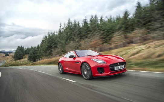 Jaguar F-TYPE wins Performance Car category at 2019 Honest John Awards