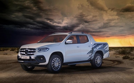 New X-Class ELEMENT Edition launches
