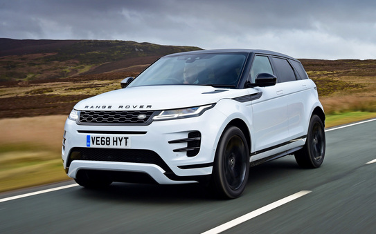 Evoque surges past A-class to become July's most popular lease vehicle