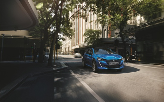 Reservations open for all-new Peugeot 208 and e-208 models