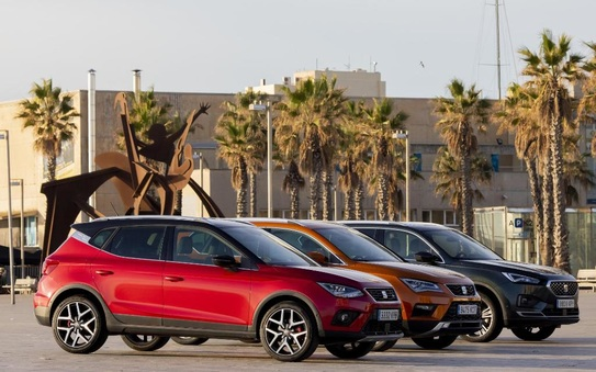Seat sells 200,000 cars for the first time in first four-month period of a year
