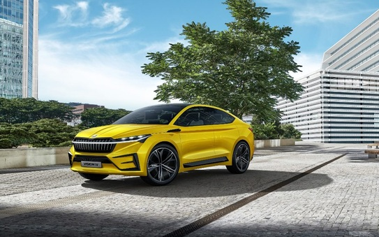 ŠKODA AUTO closes first quarter with record sales revenue