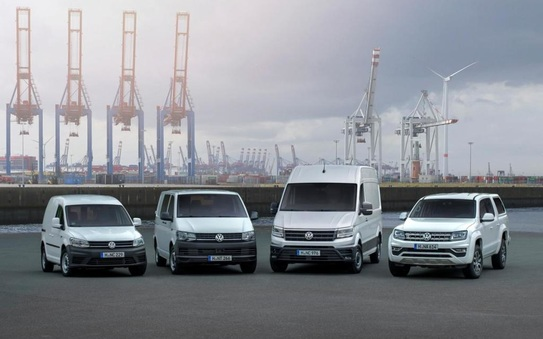 Van excellence Drivers of the Year 2019 announced