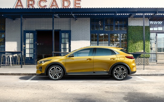 All-new Kia Xceed Crossover to offer a stylish alternative to traditional SUVs