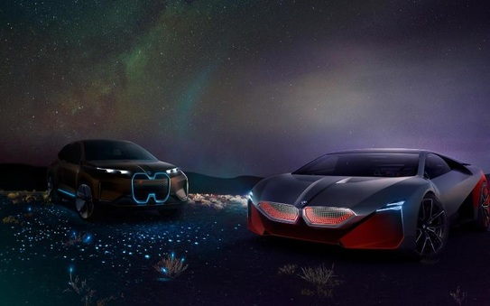 BMW design is shaping how we will experience driving pleasure in the future