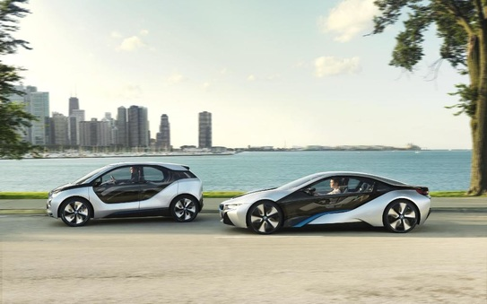 Increased quality of living in cities customer benefits for BMW plug-in hybrids