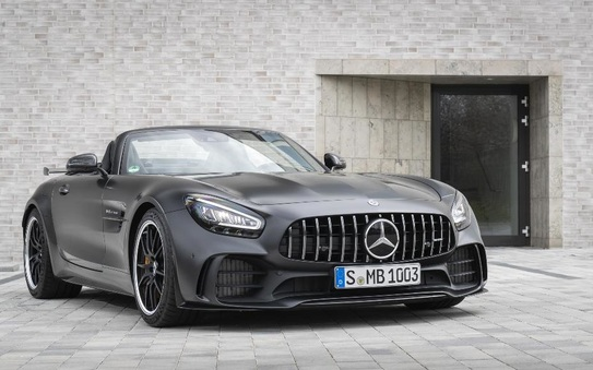 Mercedes-AMG GT R Roadster now on sale