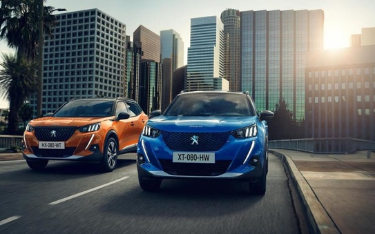 Peugeot electric revolution continues with the all-new 2008 SUV & E-2008 SUV