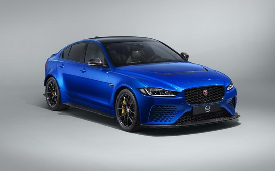 New touring specification for world's fastest production sedan, Jaguar XE SV