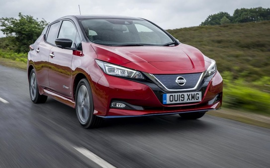 BIK tax isn't taxing for Nissan Leaf company car drivers