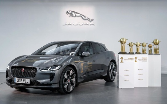 Jaguar's top-secret future products unveiled - to World Car Jurors only
