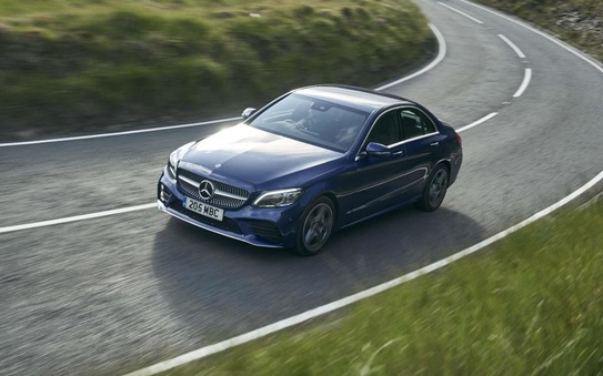 Mercedes-Benz continues as number one in the premium segment
