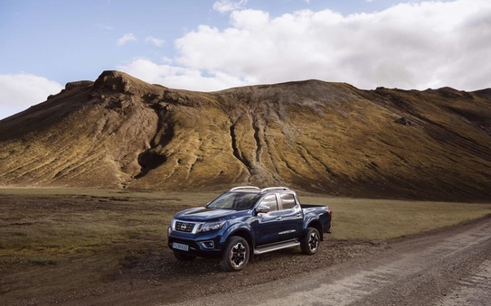 Nissan reveals specifications for tougher & more efficient Navara Pick-Up
