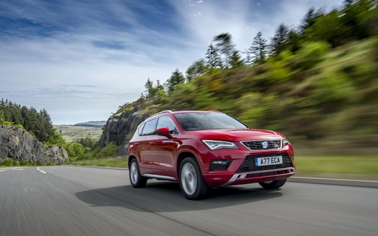 Seat reaches its highest sales volume in the UK during the first half of the year