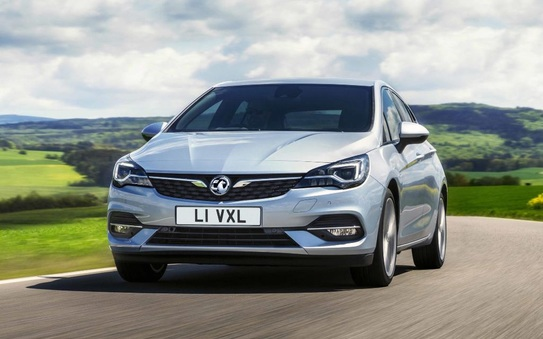 Vauxhall announces pricing and specification for new Astra