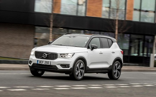 Volvo XC40 crowned New Car of the Year at Motor Trader 2019 Awards