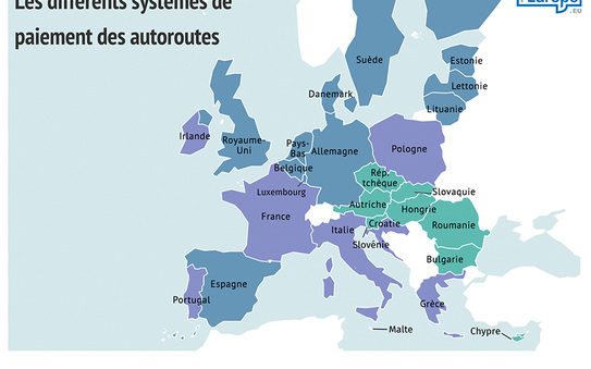 Péages en Europe : unification en attente